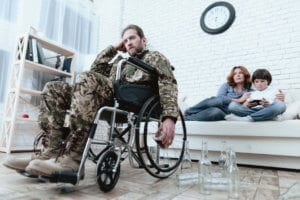 Alcoholism In Veterans Is A Very Serious Problem That Impacts Entire Families