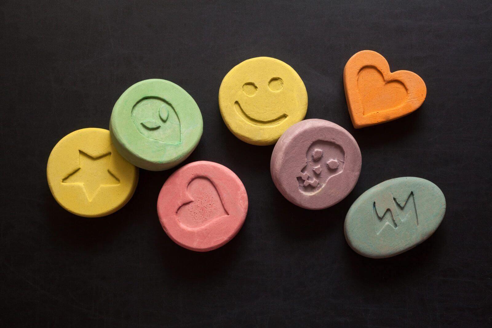 ecstasy pillen