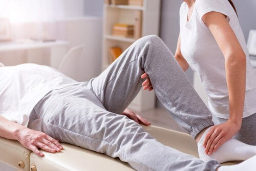 Many Types Of Therapy Involve Physical Touching, Including Massage And Physical Therapy