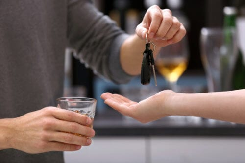 One Of The Best Ways To Avoid Drunk Driving Is To Designate A Sober Driver