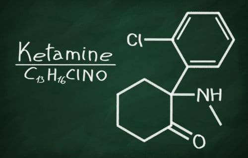 The Chemical Structure Of Ketamine Enables It To Substantially Impact The Human Body