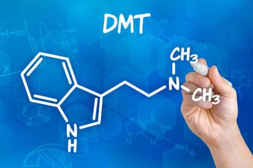 The Chemical Structure Of DMT Is What Enables It To Cause Powerful Hallucinations