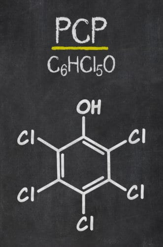 The Chemical Structure of PCP (Phencyclidine) Is Very Similar To That Of Ketamine