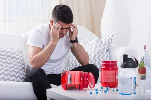 Ongoing misuse of Anabolic Steroids can cause damage in the limbic system, responsible for memories, emotions, and arousal.